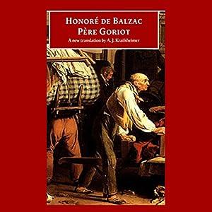Le Pere Goriot Audiobook