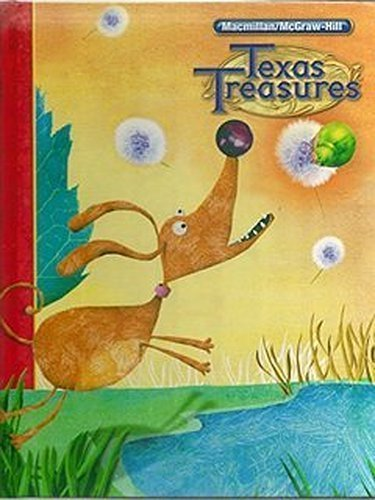 Macmillan/McGraw-Hill Treasures Level 1.6 (A Reading/Language Arts Program)