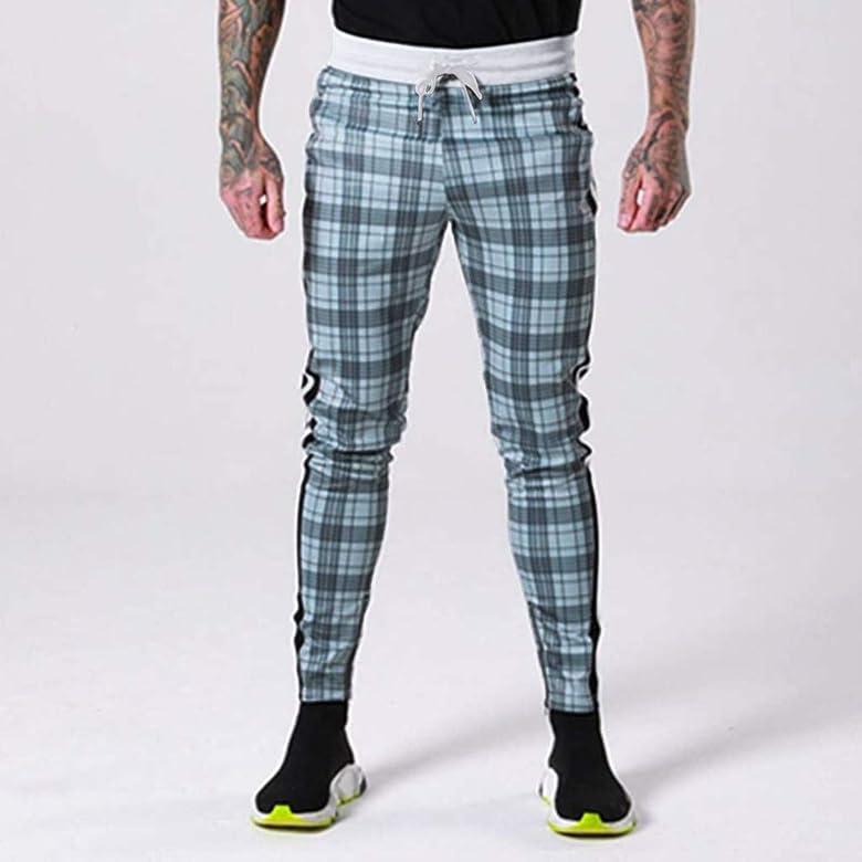 Pantalones Deporte Hombre Ocio Pantalones Harem Pantalones Hombre ...