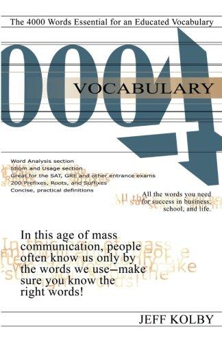 Vocabulary 4000 (English Vocabulary Cards)