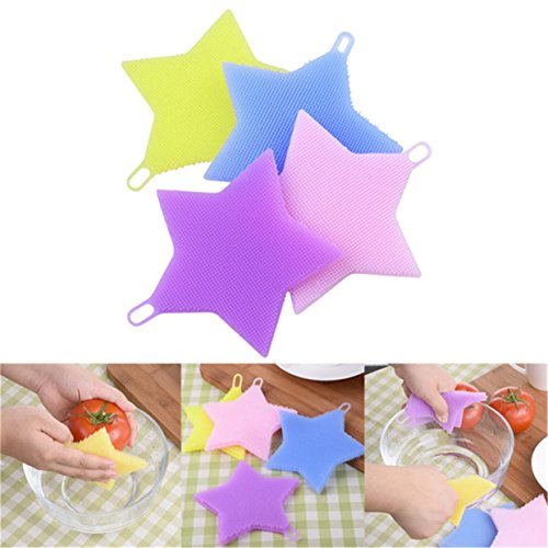 orliverhl-multifunctional-1x-silicone-star-type-dishwashing-brush-kitchen-wash-tool-washing-fruit-an