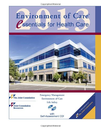 Environment of Care: Essentials for Health Care [With CDROM]