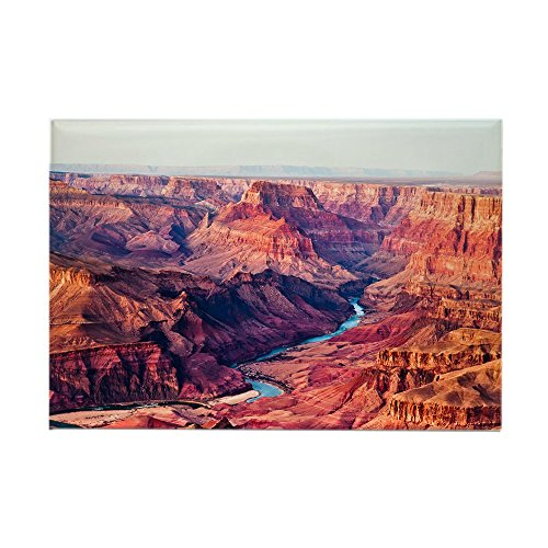 CafePress - Grand Canyon Landscape Photo - Rectangle Magnet