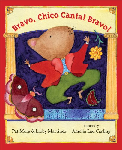 Bravo, Chico Canta! Bravo by Groundwood Books
