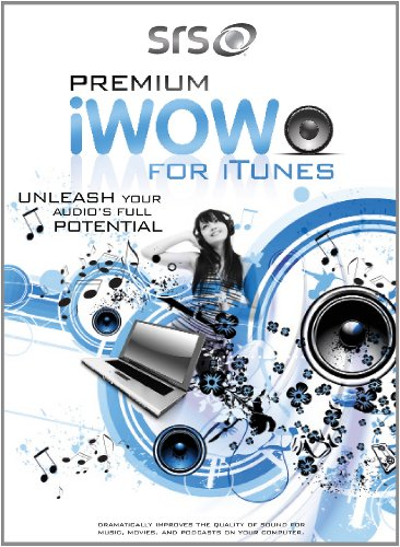 iWOW Premium For iTunes PC Software Plug-In - 3 Activations [Download]