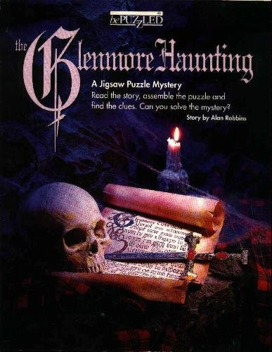 The Glenmore Haunting (Bepuzzled Mystery Games)