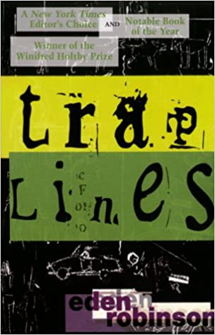 Image result for traplines book