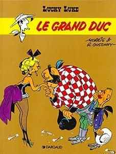 "Afficher ""Lucky Luke n° 9 Le grand duc"""