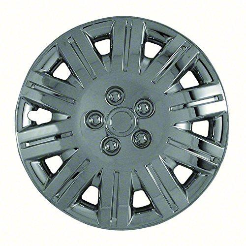 15 Spoke Silver Wheel - 9