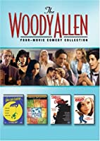 Woody Allen Four Movie Comedy Collection Anything Else The Curse Of The Jade Scorpion Hollywood Ending Small Time Crooks by Dreamworks Video