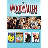 Woody Allen Four Movie Comedy Collection