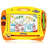 Topwon Toddlers Color Magnetic Drawing Doodle Board Painting Toy Gift
