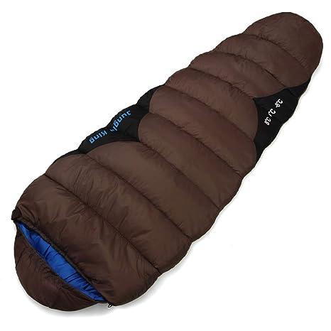 Lovely Rabbit El Saco de Dormir Solo de la Forma de la Momia de 3 Estaciones