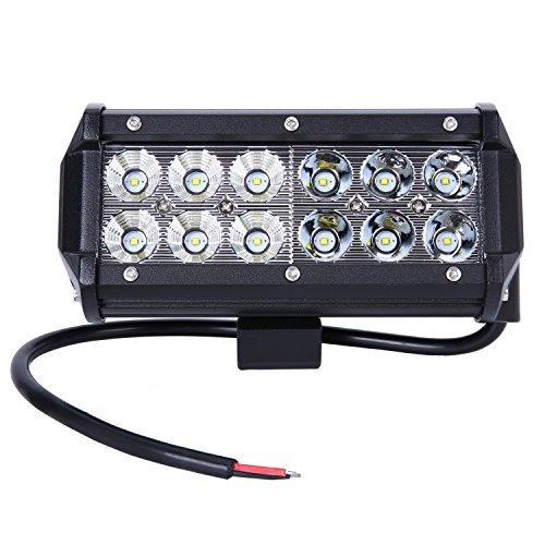 Mufly 36W Cree LED Offroad Mischlicht Reflektor Scheinwerfer Arbeitsscheinwerfer LED