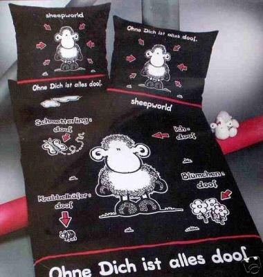 Would Schwarz Ohne Alles Dich Ist Doof Bettwäsche Libra V-nav web-based