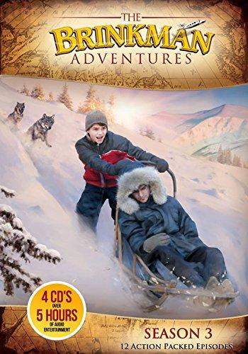 The Brinkman Adventures, Season 3 (Cd Odyssey Christmas In Adventures)