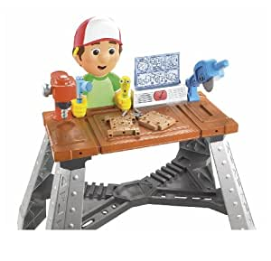 Fisher-Price Fix-it Right Manny's Repair Shop