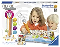 Ravensburger 00507 - tiptoi Starter-Set mit Stift und Buch Wieso? Weshalb?...
