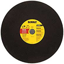 DEWALT DW8021 14-Inch x 5/32-Inch x 20mm A24N Abrasive Metal Cutting Wheel