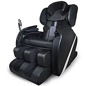 FocRelaxer Full Body Zero Gravity Shiatsu Electric Best Massage Chair Chairs Recliner With Foot Roller/Heat/Head Massager