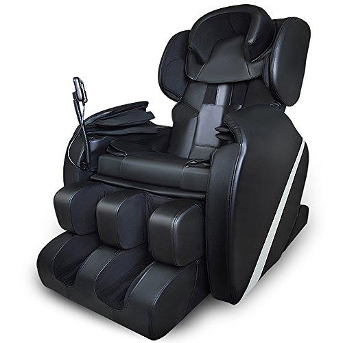 2018 Electric Full Body Zero Gravity Shiatsu w/Heat Massage Chair Recliner black