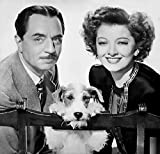 MYRNA LOY AND WILLIAM POWELL PHOTO #1
