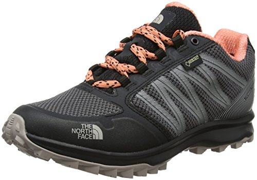Senderismo NORTH 4gp Fp Gris para Phantom Litewave FACE Mujer Desertflowrorg W de Gry GTX Zapatillas THE SxZ8AdqS