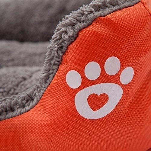 maket Lindo mascotas pequeño grande caliente gatos cachorro perros camas caseta almohadillas mate (S-3XL) 143-LP1063_FZ1: Amazon.es: Hogar