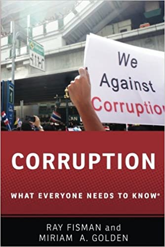 Corruption: What Everyone Needs To Know® Descargar ebooks Epub