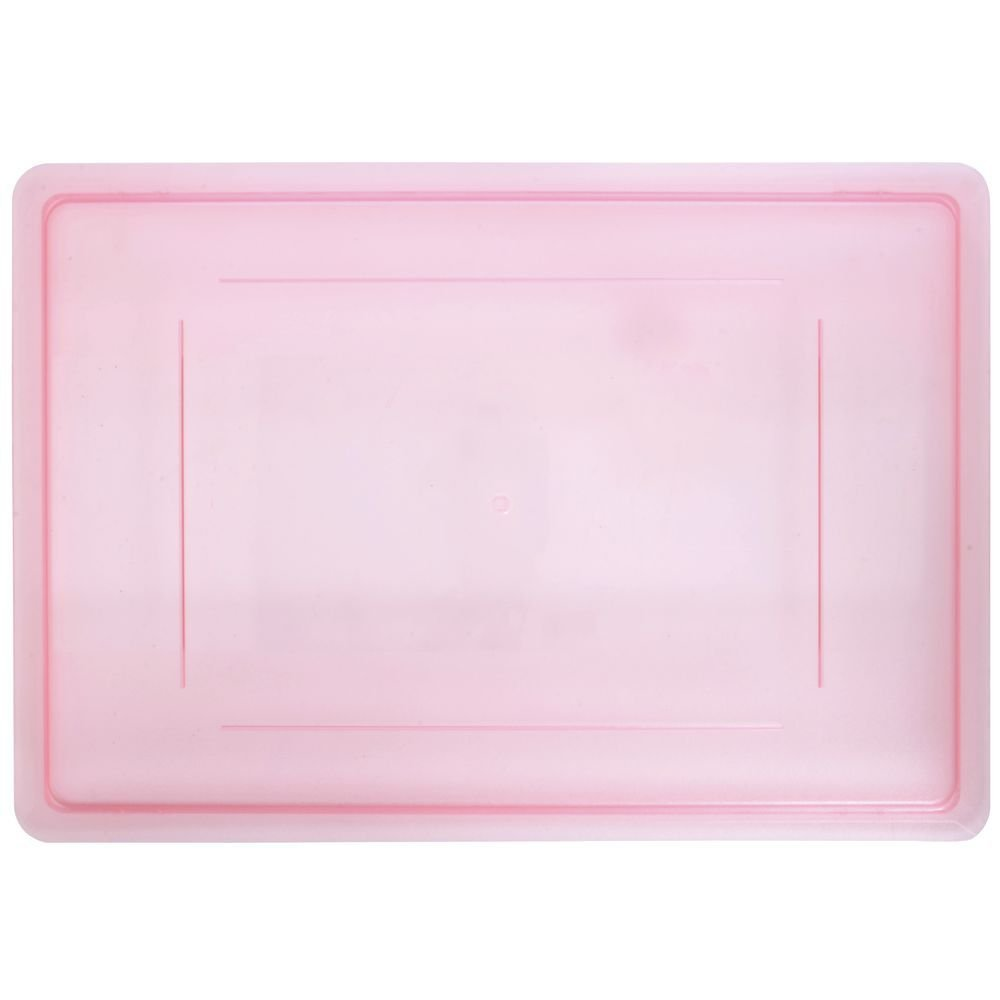 Carlisle 10627C05 StorPlus Red Food Storage Box Lid