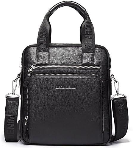 ショルダーバッグ メンズ 本革 ビジネス 人気 防水 大容量 ファッション 通勤 出張 面接 紳士 バッグ