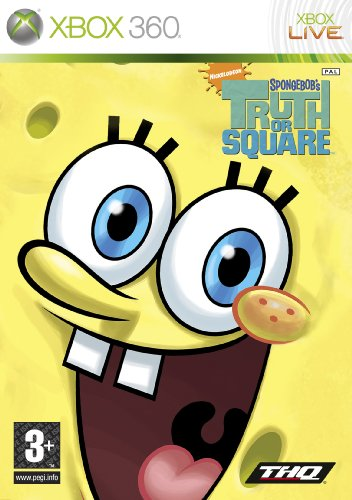 SpongeBob: Truth or Square - Xbox 360 (Spongebob Video Games Xbox)