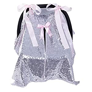 Pram Canopy Nursing Cover Safety Seat Sunscreen Breastfeeding Sunshade Stroller Accessories