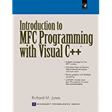 Introduction to MFC Programming with Visual C++ by Richard M. Jones (2000-01-01)