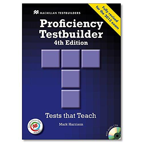 Download Proficiency Testbuilder 2013 Student's Book with key & MPO Pack: Proficiency Testbuilder 2013 SB + Key + MPO Pack pdf epub