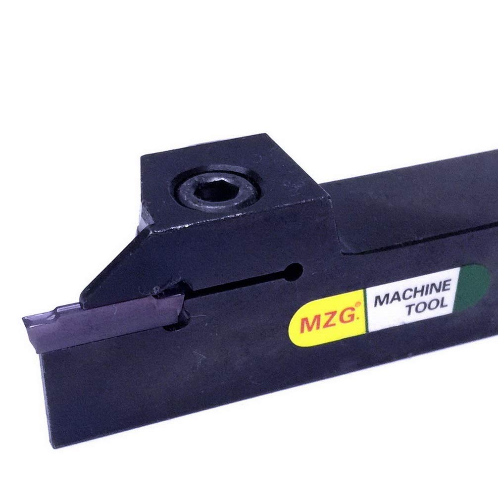 Maifix MGEHR2020-3 20mm Shank CNC Lathe 3mm Width Groove Steel Grooving Metal Lathe Indexable Carbide Cutting Tool