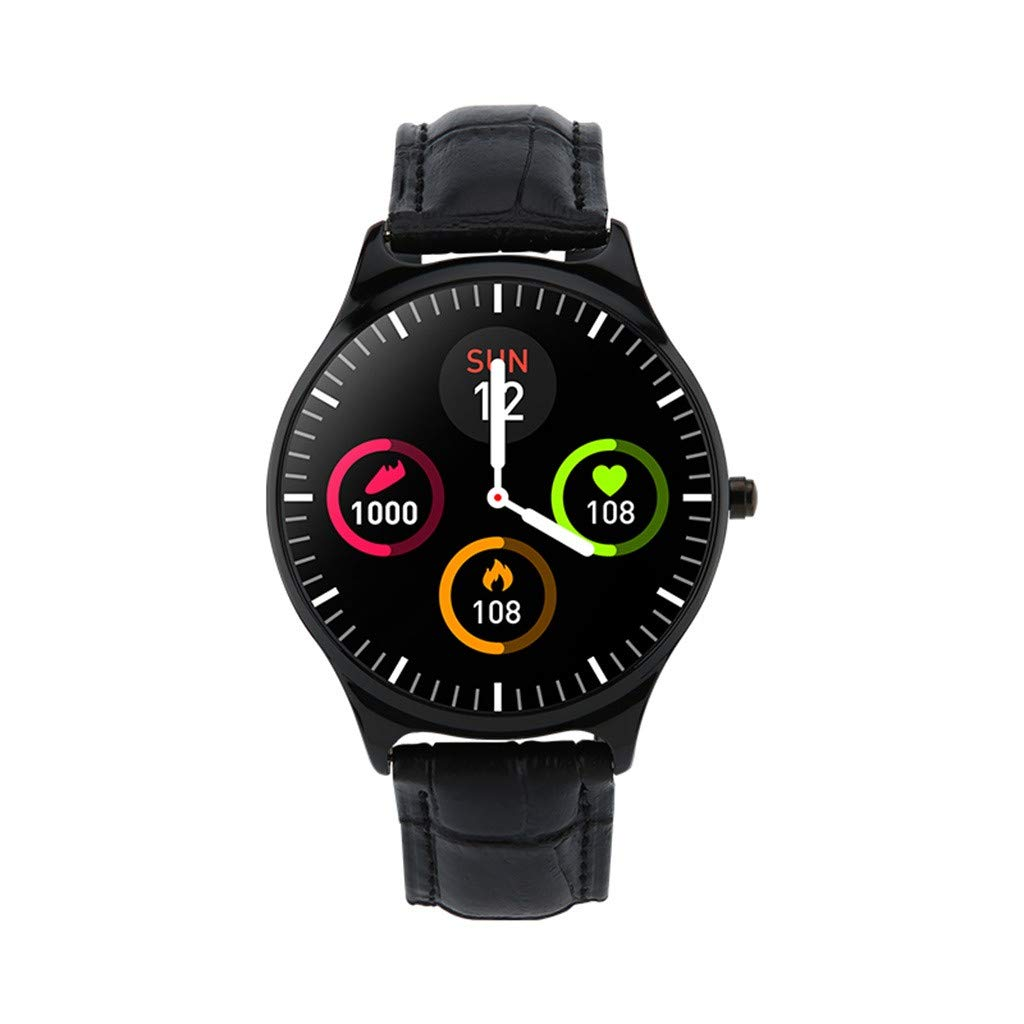 Hot Sale! NDGDA ☼ CJ69 Waterproof Sport Smart Watch Blood Pressure Heart Rate Monitor for iOS Android