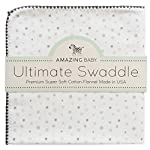 Amazing-Baby-Ultimate-Swaddle-X-Large-Receiving-Blanket-Made-in-USA-Premium-Cotton-Flannel-Playful-Dots-Sterling-Moms-Choice-Award-Winner