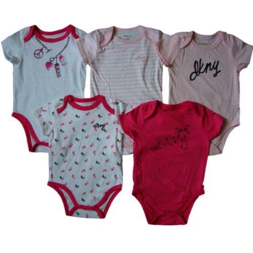 dkny-baby-boys-5pc-short-sleeve-bodysuits-pink-3-6-mos