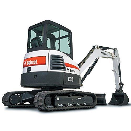 Bobcat Mini Compact Excavator Scale product image