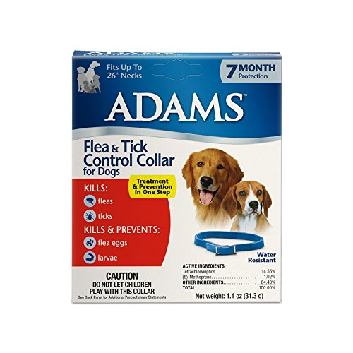 Adams Flea and Tick Collar For (Adams Flea Control)