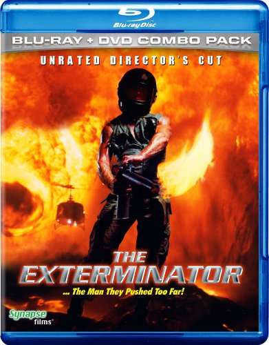 The Exterminator (Unrated Big cheese's Cut) (Blu-ray/DVD Combo)