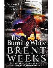 The Burning White (Lightbringer)
