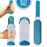 Best Lint Brushes - Trisens Pet Fur & Lint Remover with Self-Cleaning Review