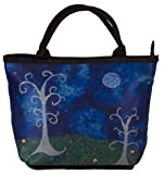 Whimsical Trees Small Handbag, From My Original Painting, The Couple