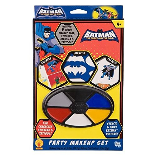 Rubie's Costume Co Batman Party Makeup Set -