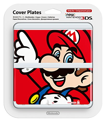 Nintendo Cover Plates Mario Only Japan