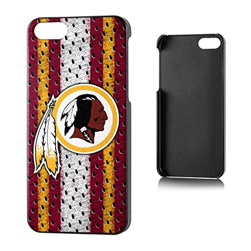 Team Pro Mark Licensed NFL Washington Redskins Slim Series Protector Case for Apple iPhone 5/5S - Retail Packaging