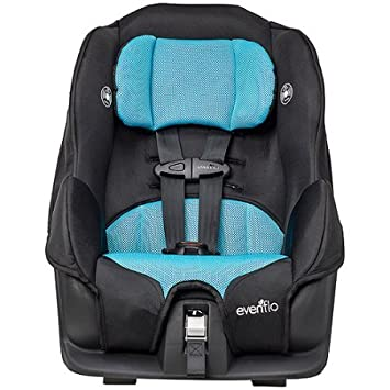 Neptune Color Convertible Car Seat Supports Children 5 40 Lbs Point Harness System