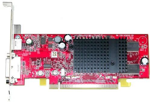 - ATI Radeon X300SE 128MB Video Graphics Card